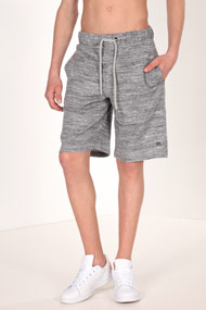 Poolkids - Short en sweat - Heather Grey