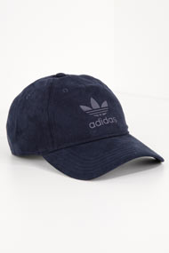 adidas Originals - Strapback Cap - Dark Navy Blue