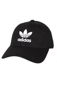 Adidas Originals - Strapback Cap - Black + White