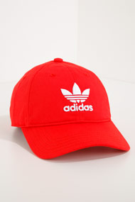 adidas Originals - Strapback Cap - Red