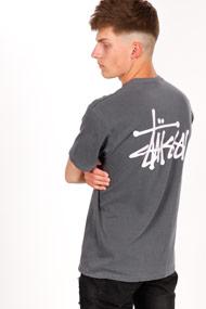 Stussy - T-Shirt - Dark Grey