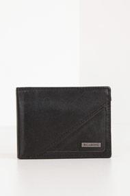 Billabong - Porte-monnaie en cuir - Black