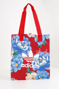 adidas Originals - Shopper - Red + Multicolor