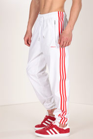 adidas Originals - Trainingshose - White + Red