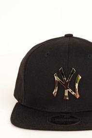 New Era - 9Fifty Cap / Snapback - Black + Brown