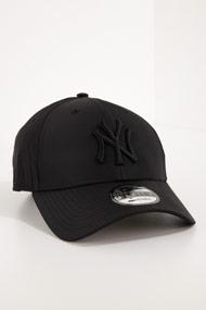 New Era - 9Forty Cap / Strapback - Black