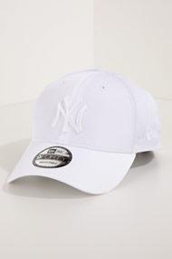 New Era - 9Forty Cap / Strapback - White