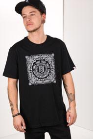 Element - T-Shirt - Black + White