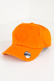 KB Ethos - Casquette strapback - Orange