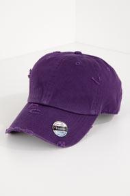 KB Ethos - Strapback Cap - Purple