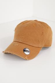 KB Ethos - Strapback Cap - Camel