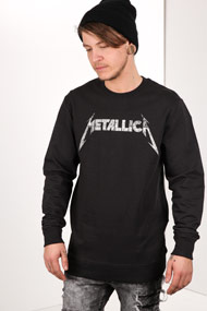 Only & Sons - Sweatshirt - Black + Offwhite