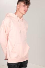 Urban Classics - Kapuzensweatshirt - Rose