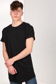 Urban Classics - Long T-Shirt - Black