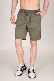 Urban Classics - Shorts - Olive Green