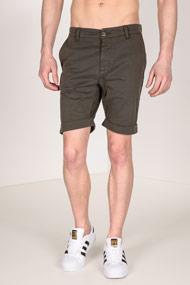 Urban Classics - Chino Shorts - Dark Olive Green