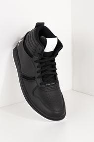 Jordan - Heritage Basketballschuhe - Black + White