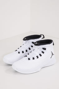 Jordan - Ultra fly 2 Basketballschuhe - White + Black