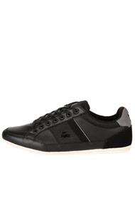 Lacoste - Chaymon Sneaker low - Black + Grey