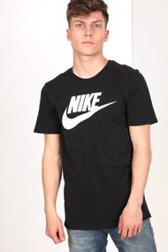 Nike - T-Shirt - Black + White