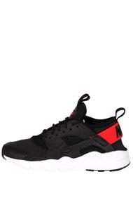 Nike - Air Huarache Laufschuhe - Black + Red