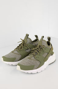 Nike - Air Huarache Laufschuhe - Olive Green