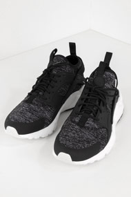 Nike - Air Huarache Laufschuhe - Heather Black