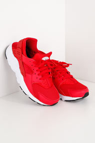 Nike - Air Huarache chaussures de course - Red + White