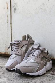 Nike - Air Huarache chaussures de course - Cobblestone