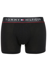 Tommy Hilfiger - Boxershorts - Black + White + Red