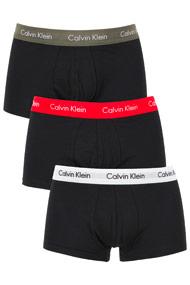 Calvin Klein - Dreierpack Boxershorts - Black