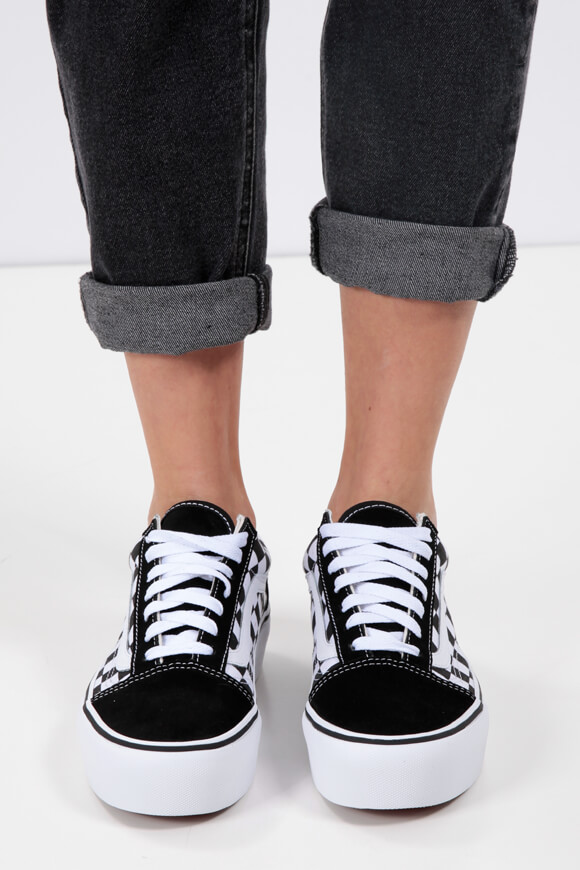 Bild von Old Skool Plateau Sneaker