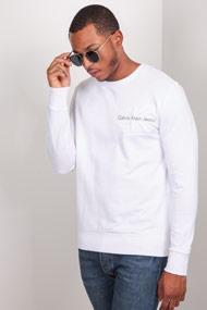 Calvin Klein - Sweatshirt - White