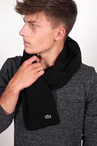 Lacoste - Longschal - Black
