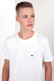 Lacoste - T-Shirt - White