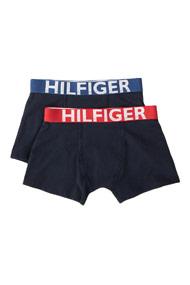 Tommy Hilfiger - Doppelpack Boxershorts - Dark Navy Blue