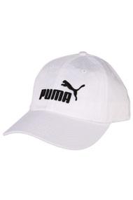 Puma - Adjustable Cap - White + Black