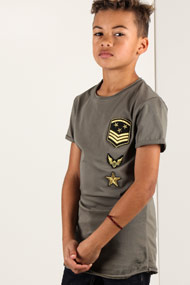Uniplay - T-Shirt - Olive Green