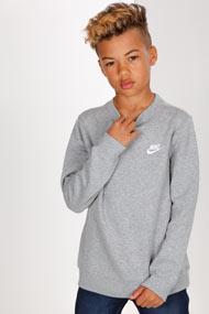 Nike - Sweatshirt - Heather Grey