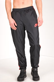 Nike - Pantalon de jogging - Black + Red