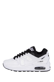 Nike - Air Max Command Sneaker low - White + Black