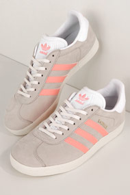 adidas Originals - Gazelle sneakers basses - Stone + Rose
