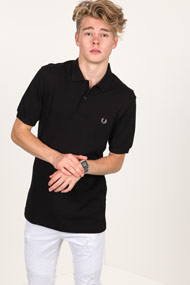 Fred Perry - Poloshirt - Black