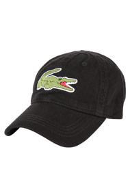 Lacoste - Strapback Cap - Black