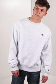 Champion - Sweatshirt - Heather Light Grey