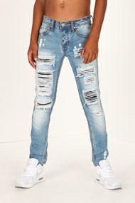 45 RPM - Skinny Jeans - Blue