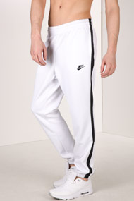 Nike - Trainingshose - White + Black