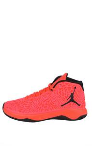 Jordan - Ultra Fly Basketballschuhe - Infrared + Black
