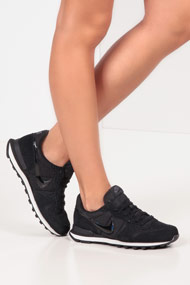 Nike - Internationalist sneakers basses - Black