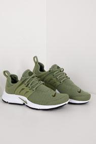 Nike - Air Presto Sneaker low - Olive Green + White
